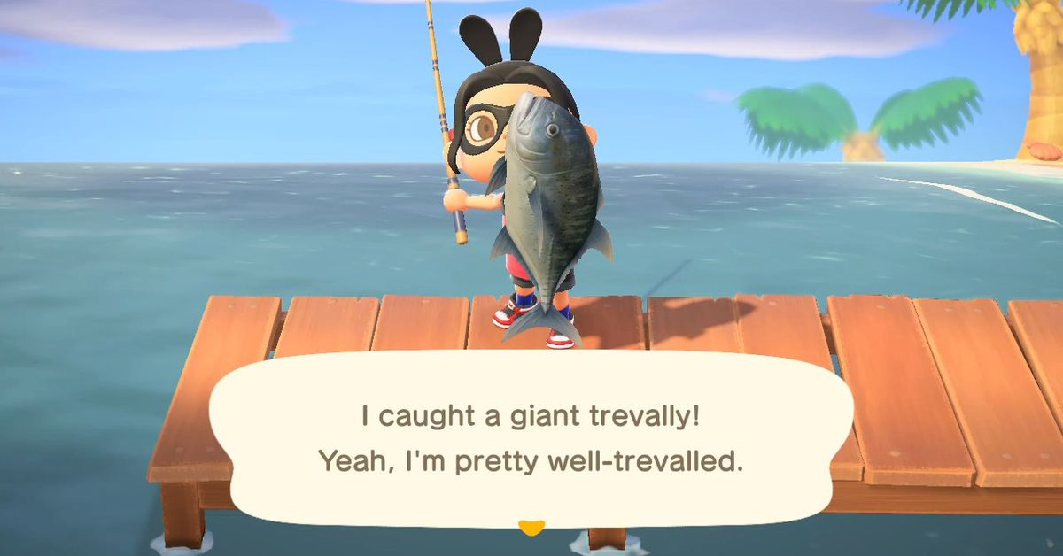 Animal Crossing: New Horizons complete list of new fish and bugs for May