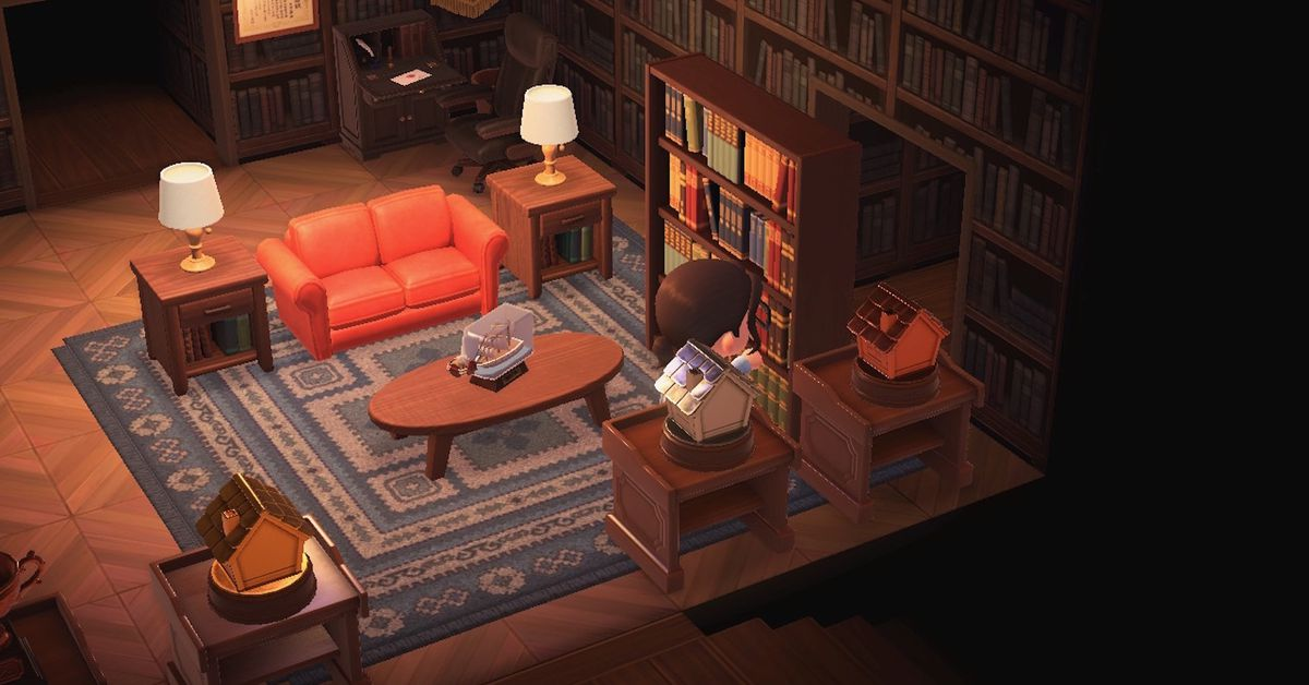 Animal Crossing: New Horizons fans are building secret rooms