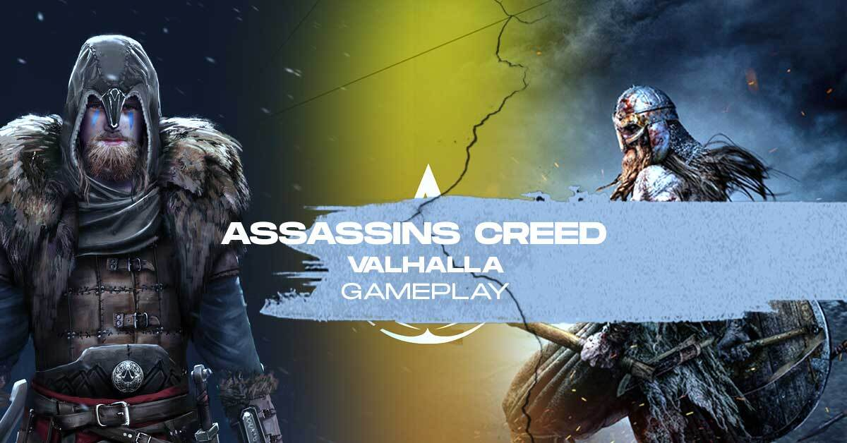 Assassin S Creed Valhalla Gameplay New Options Fight System