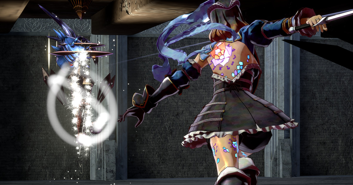 Bloodstained gets new character, randomizer in free May 7 update