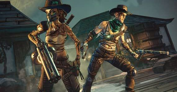 Borderlands 3's next expansion takes fans to the old west