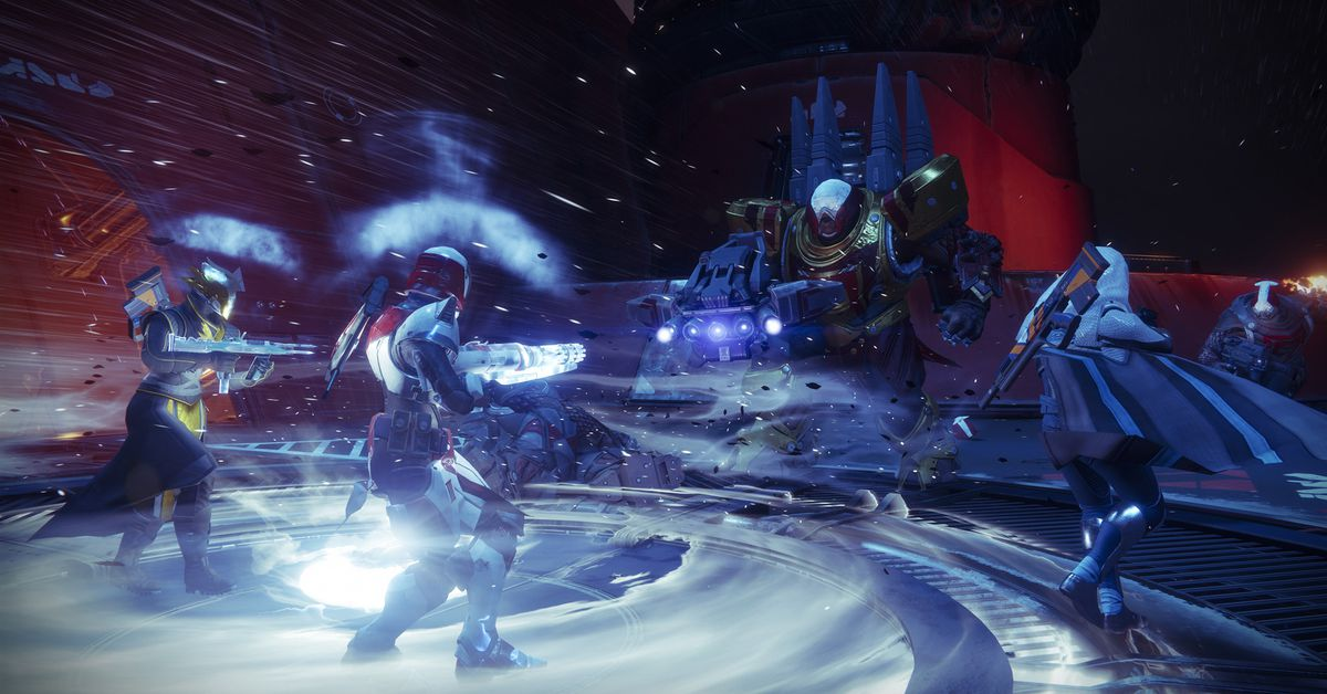 Bungie unveiling Destiny 2's fall content and season 11 on the same day