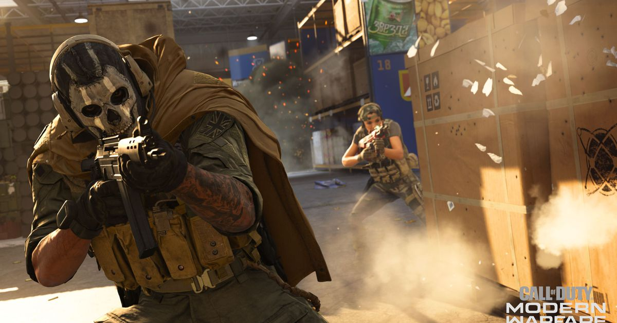 Call of Duty: Warzone's grenade launcher strong, rare, and beloved
