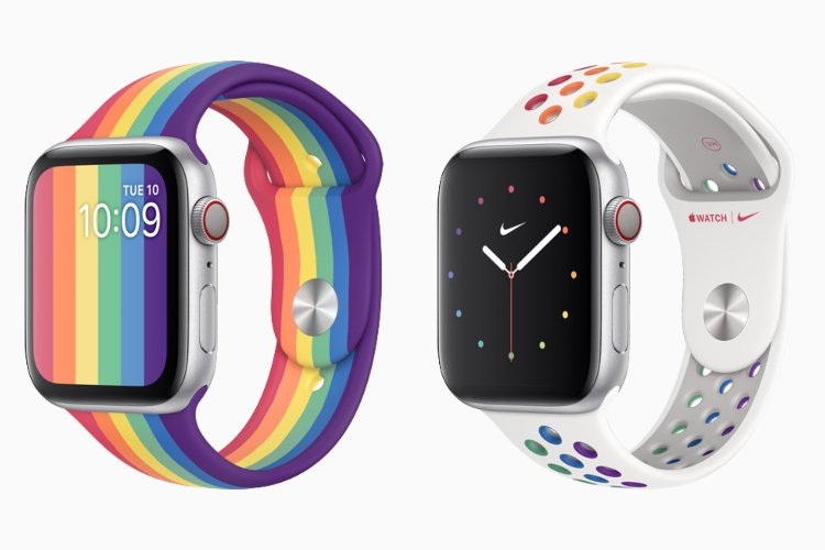 Check Out the New Pride Edition Apple Watch Bands to Celebrate