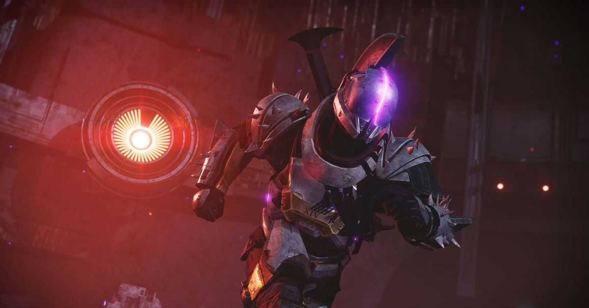 Destiny 2's seasonal content will last all year, starting fall 2020
