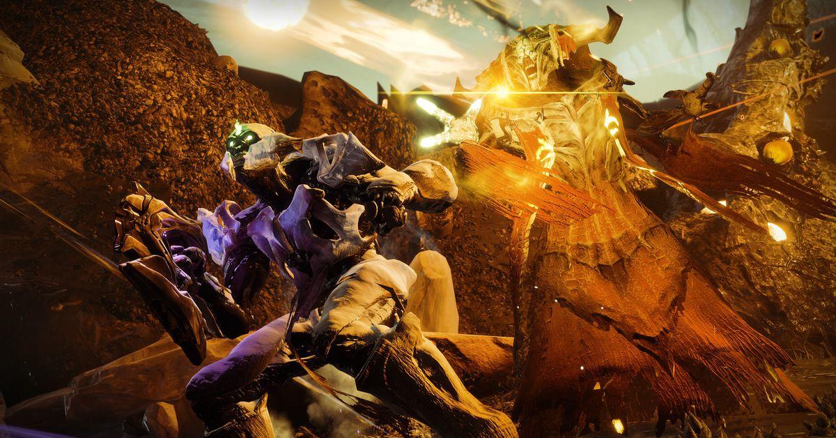 Destiny 2 hotfix and Felwinter's Lie progress update