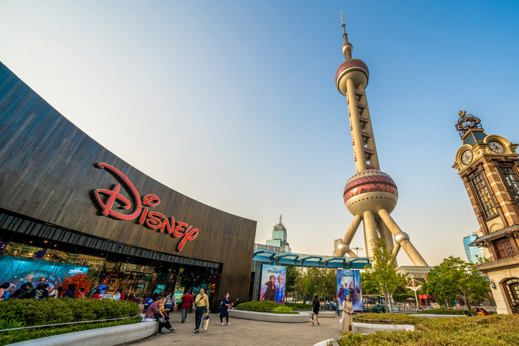 Disney Has Opened Its Shanghai Park with New Safety Measures