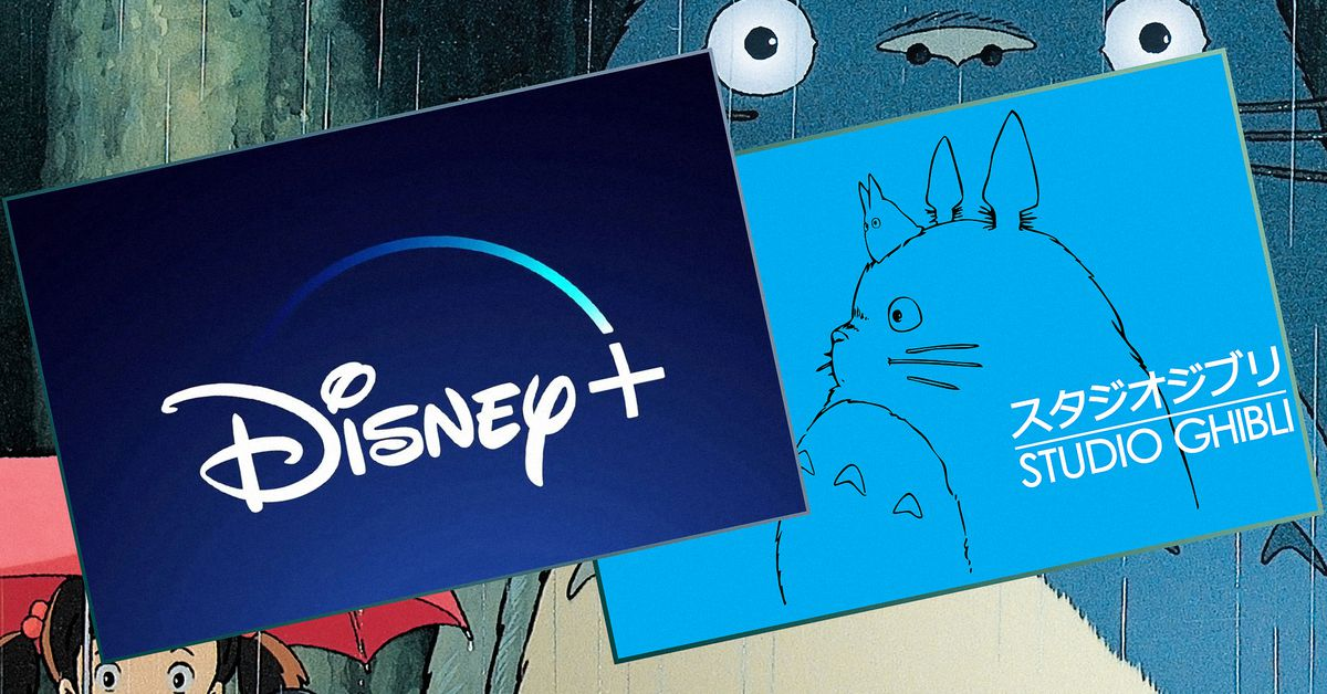 Disney and Studio Ghibli's long, ugly history, explained
