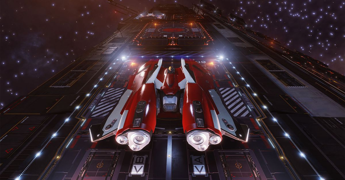 Elite: Dangerous players want to tame the galaxy, and they need your help