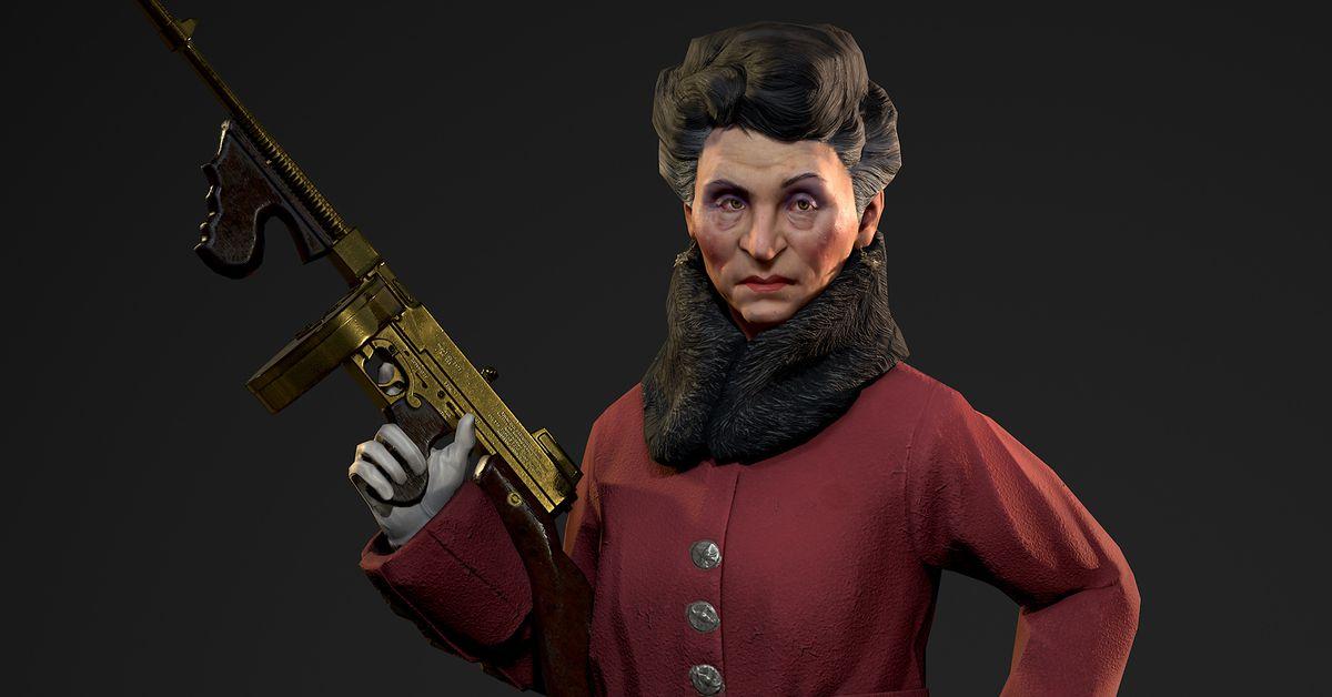 Empire of Sin has a crime boss based on John Romero's great-grandmother