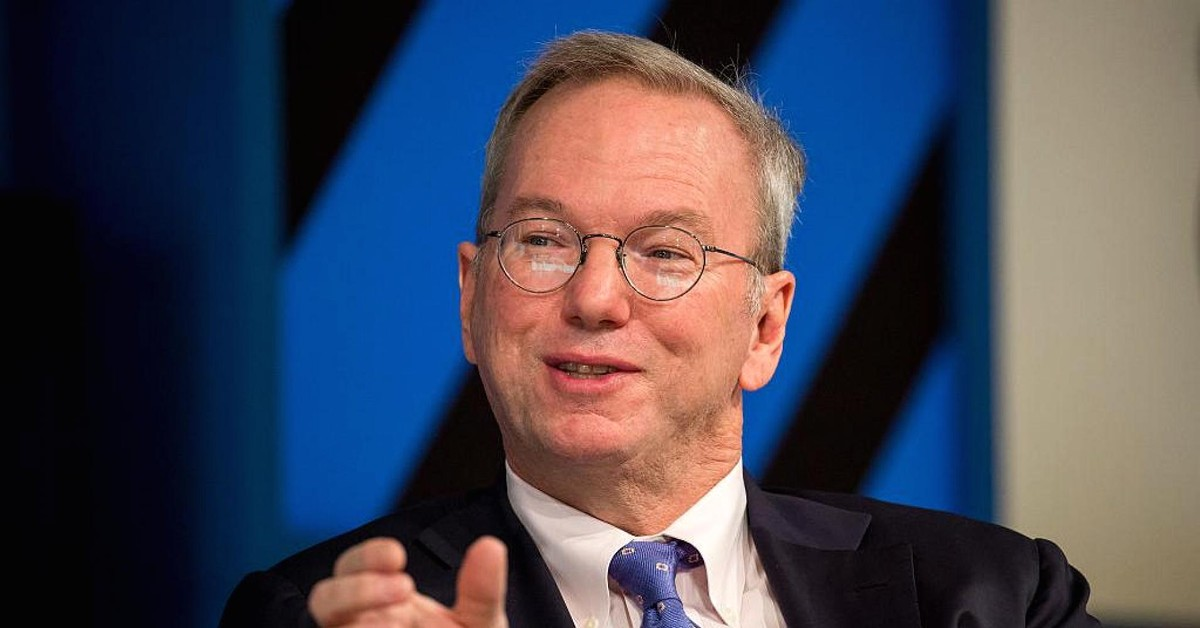Eric Schmidt steps down as Executive Chairman for other important role | UPD: Left Alphabet