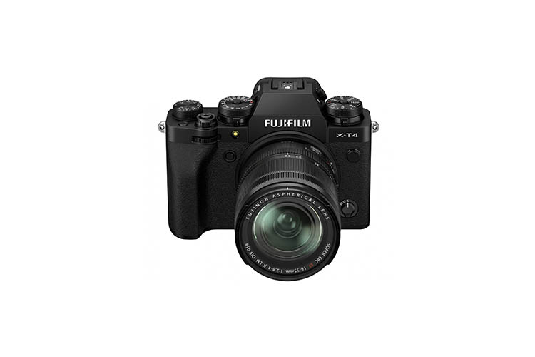 Fujifilm XT-4 Mirrorless Camera Launched In India