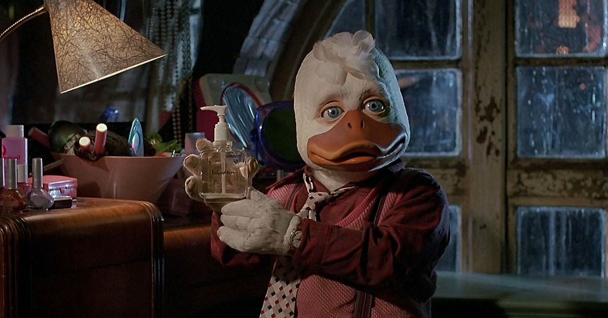 George Lucas' Howard the Duck movie made The Matrix possible
