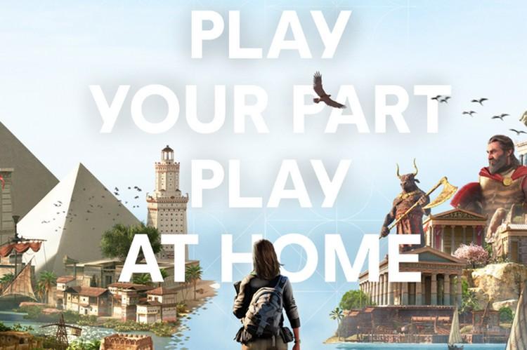Get Ubisoft's