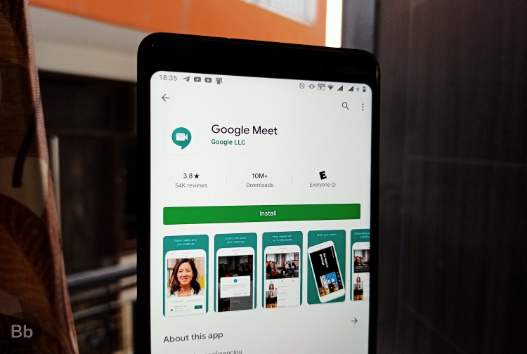 Google Meet May Soon Get Background Blur Feature for Video Calls