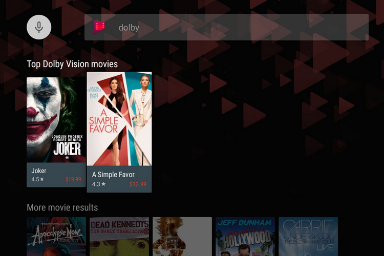 Google Play Movies Adding Support for Dolby Vision HDR: Report