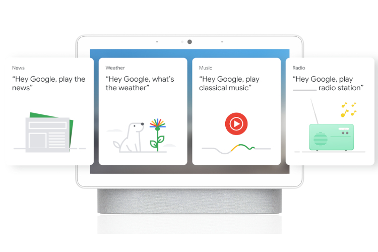 Google Tests New Smart Display Interface for Nest Hub Max
