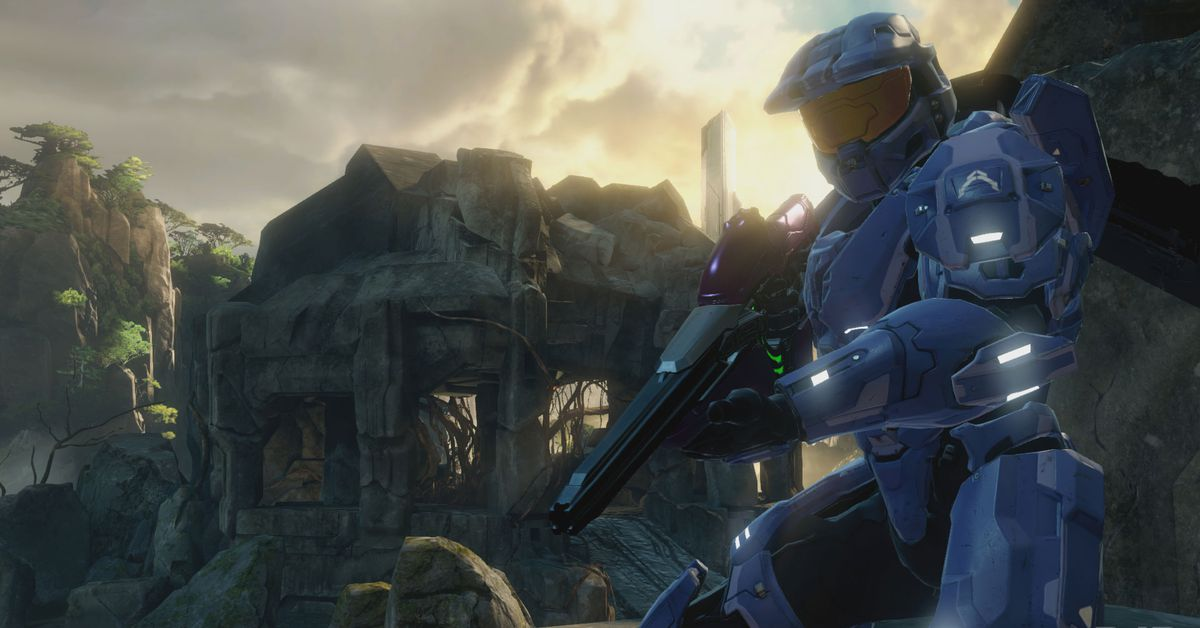 Halo 2 coming to PC on May 12