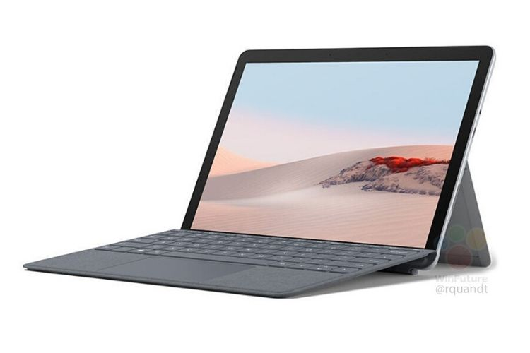 Here's Your First Look at the Microsoft Surface Go 2