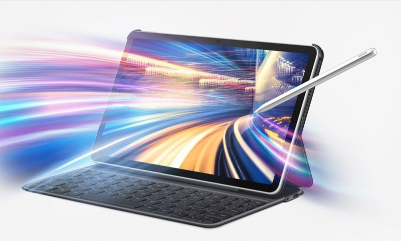 Honor V6 tablet brings 2K display, Kirin 985 5G, WiFi 6, and more
