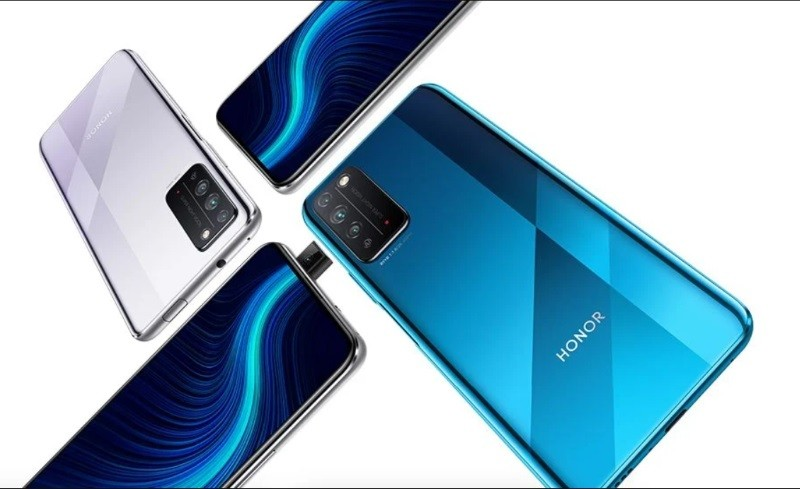Honor X10 5G goes official with Kirin 820, 90Hz display, pop-up selfie camera