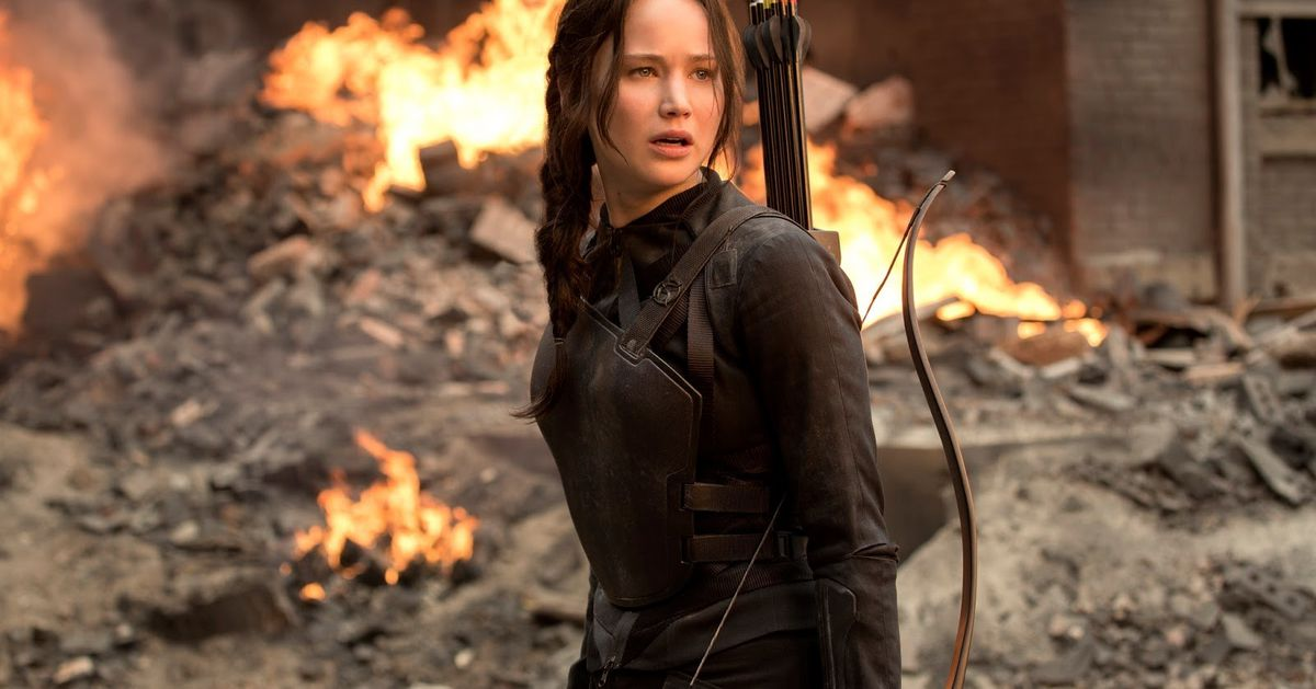 How Katniss makes an appearance in the new Hunger Games prequel