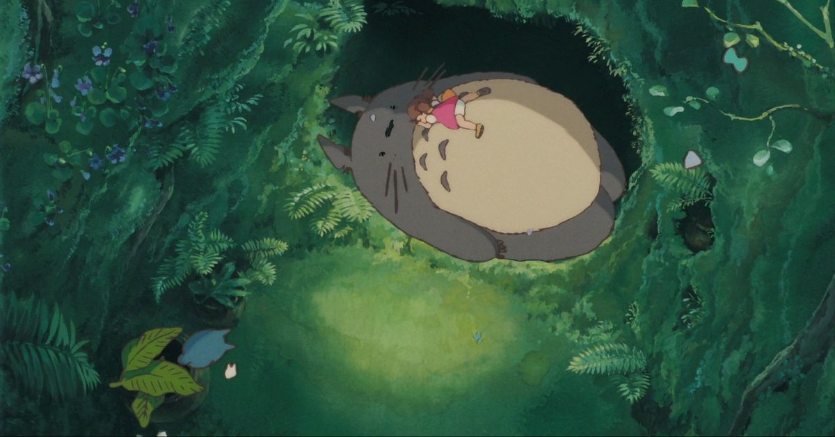 How Studio Ghibli's best films help me cope with the world