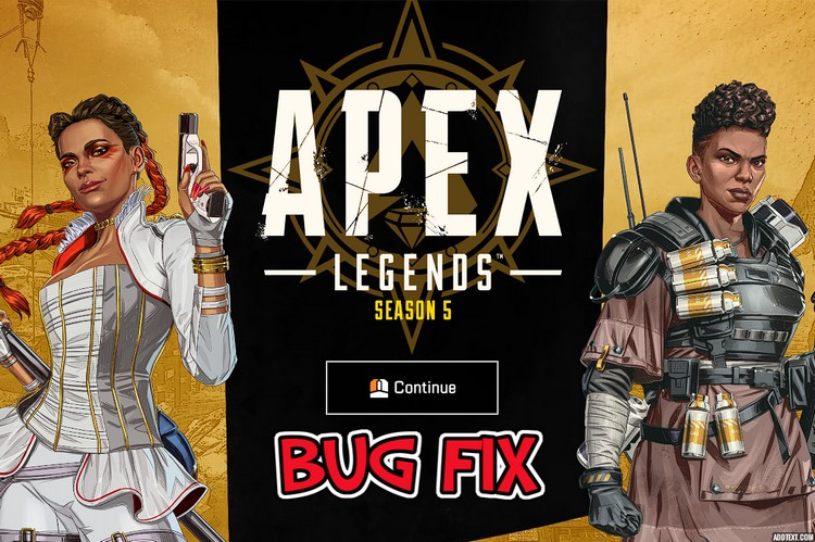 How to Fix Apex Legends Crashing After Season 5 Update on PC