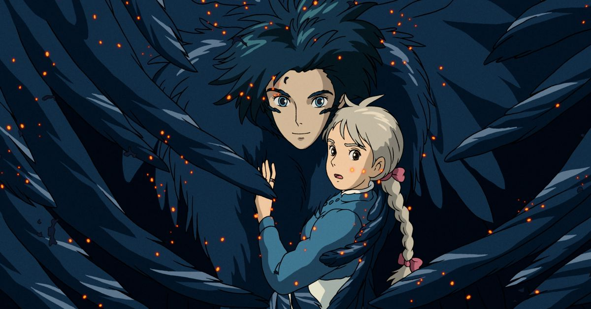 Howl's Moving Castle should be the model for every book-to-film adaptation