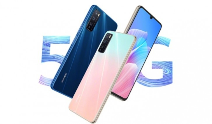 Huawei Enjoy Z 5G with Dimensity 800 SoC, triple cameras launched