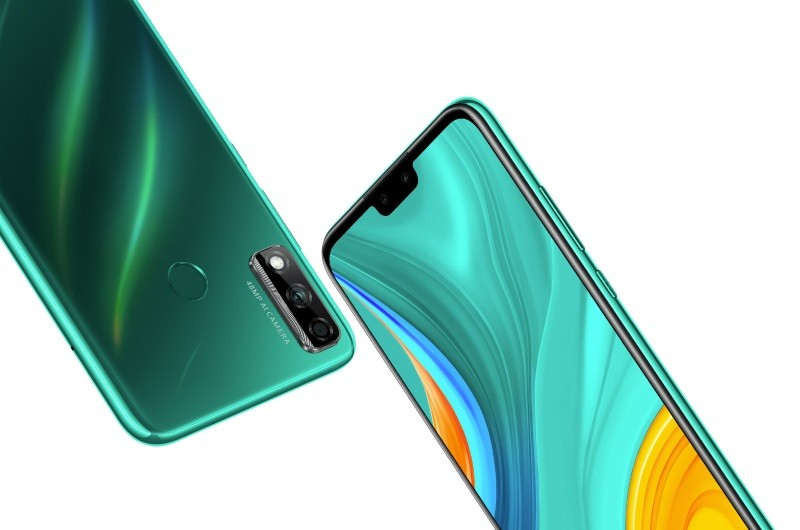 Huawei Y8s with dual selfie cameras officially unveiled