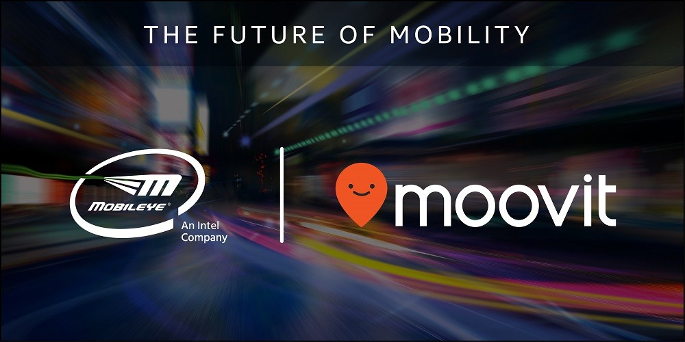 Intel's newly acquired Moovit to work together with Mobileye for better mobility services