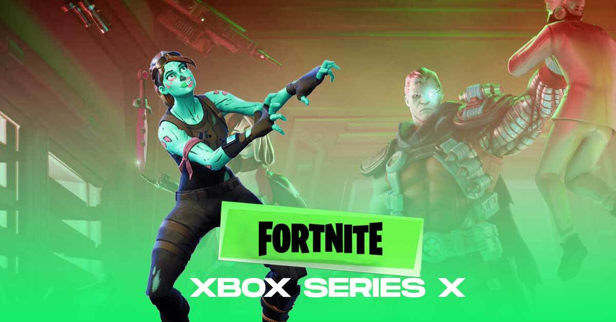Is Fortnite Releasing On The Xbox Series X Release Date Unreal Engine 5 Extra Enter21st Com