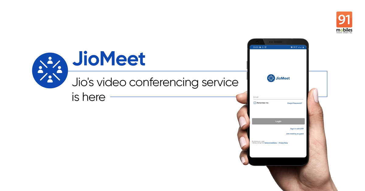 JioMeet video conferencing app starts rolling out, supports up to 100 people in the same call: how it works