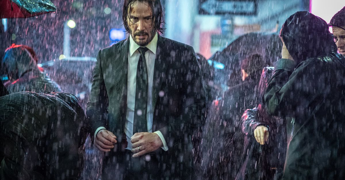 John Wick 4 delayed to 2022, clearing way for Keanu Reeves' Matrix 4