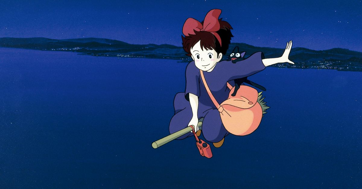 Kiki's Delivery Service and the profound loneliness of Studio Ghibli movies