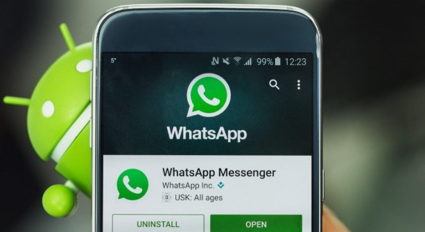 Latest WhatsApp beta update adds profile QR code support