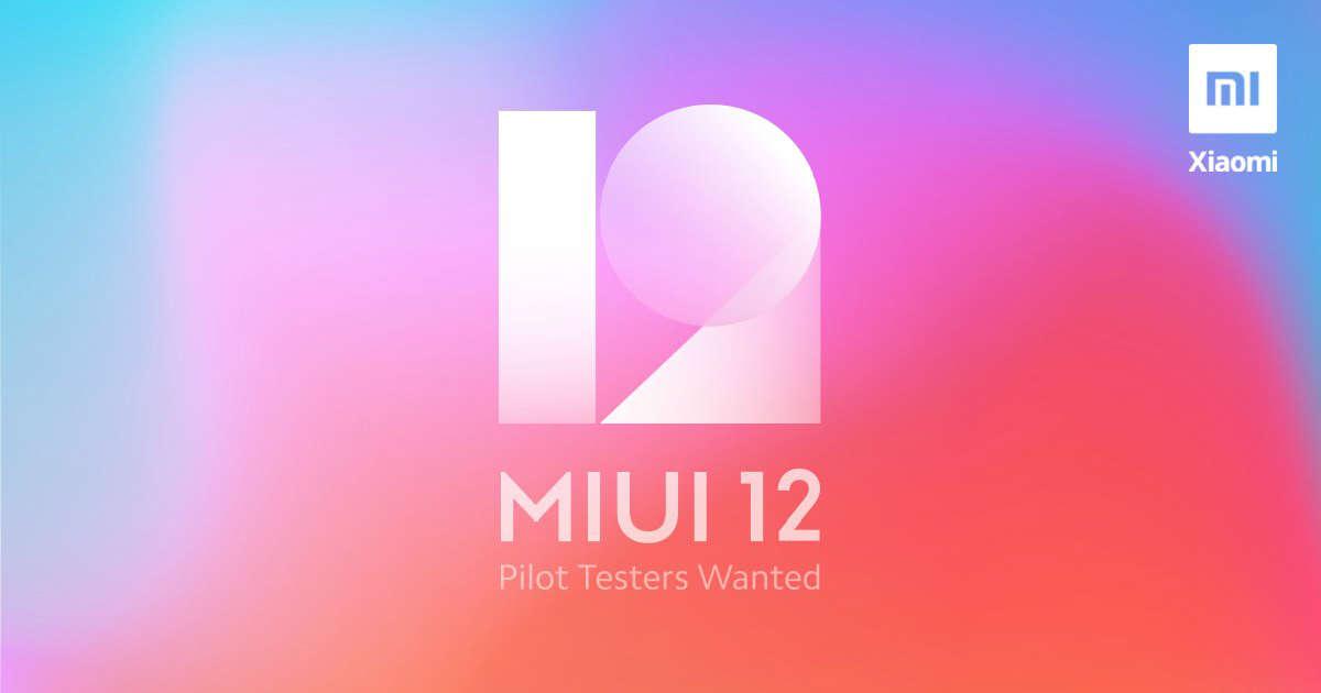 MIUI 12 Test