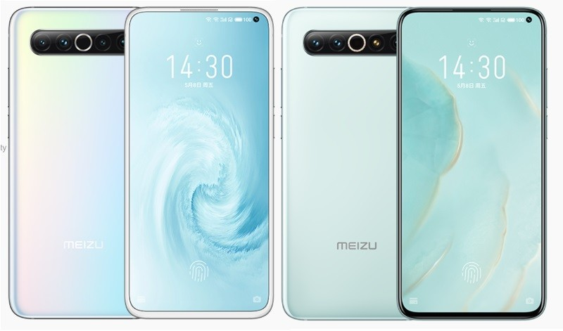 Meizu 17 series official: Snapdragon 865, 64MP cameras, wireless charging