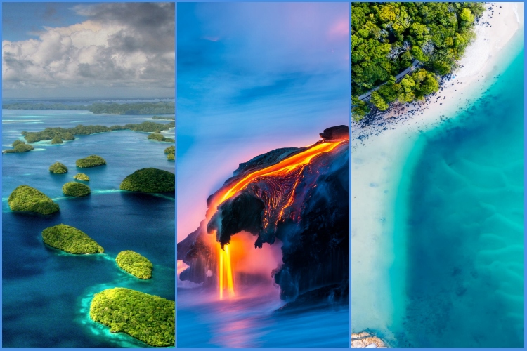 Microsoft Released 4K Wallpapers Ahead of World Oceans Day