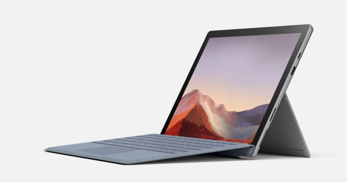Microsoft Surface Pro X Surface Pro 7 and Surface Laptop 3