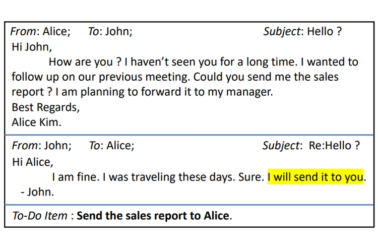 Microsoft's AI Generates To-Do Lists from Emails