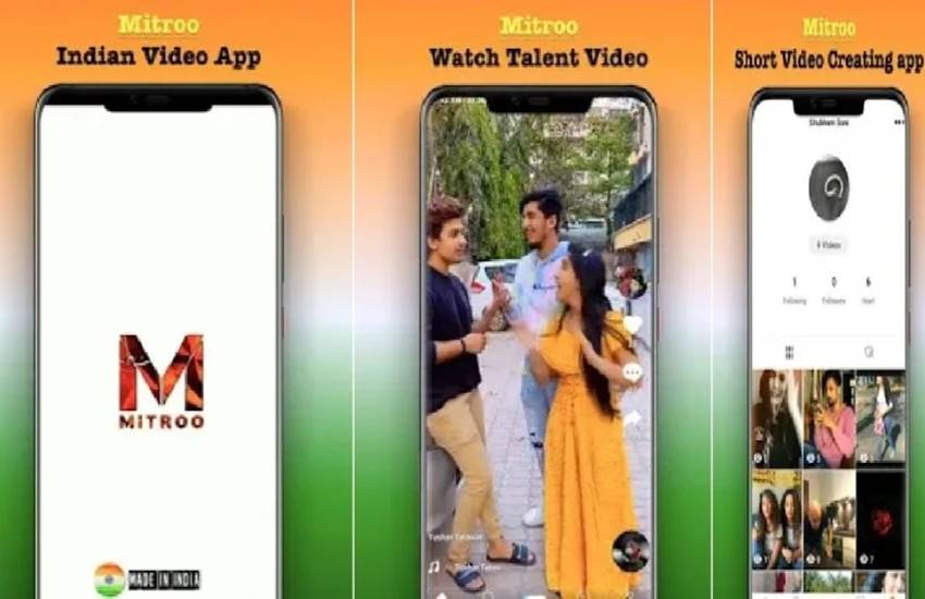 Mitron App Download: How to Download and Use Mitron App in Andriod, iPhone in Hindi - Mitron App: Competition app will hit Tiktok, Mitron, 50 lakh people have downloaded, know how to use