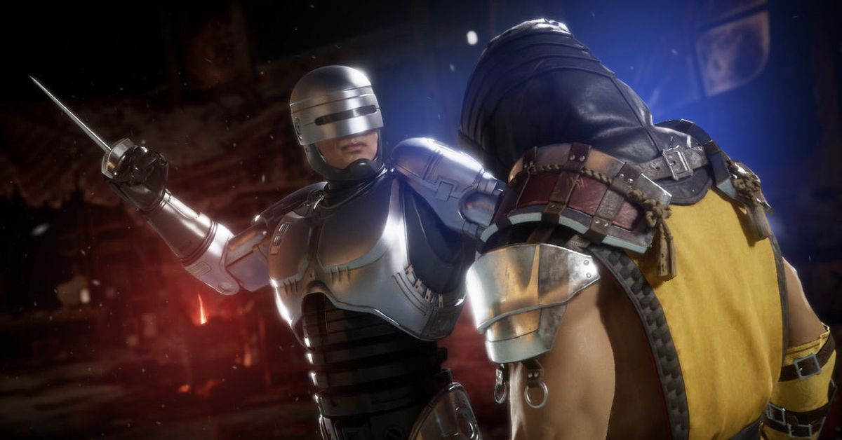 Mortal Kombat 11: Aftermath expansion announced, adds Sheeva, Fujin, RoboCop