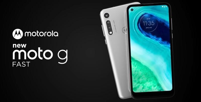 Motorola accidentally leaks Moto G Fast by uploading promo video