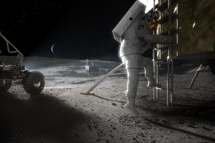 NASA Selects SpaceX, Blue Origin to Build Human Landers for Artemis Moon Missions