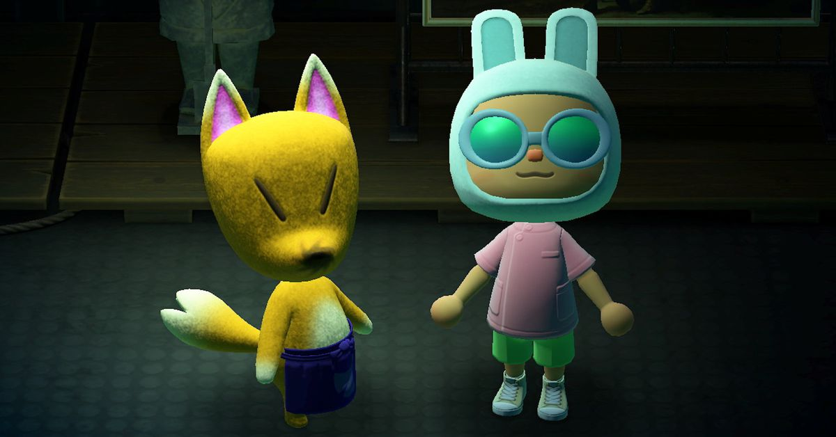 No, Redd isn't missing in Animal Crossing