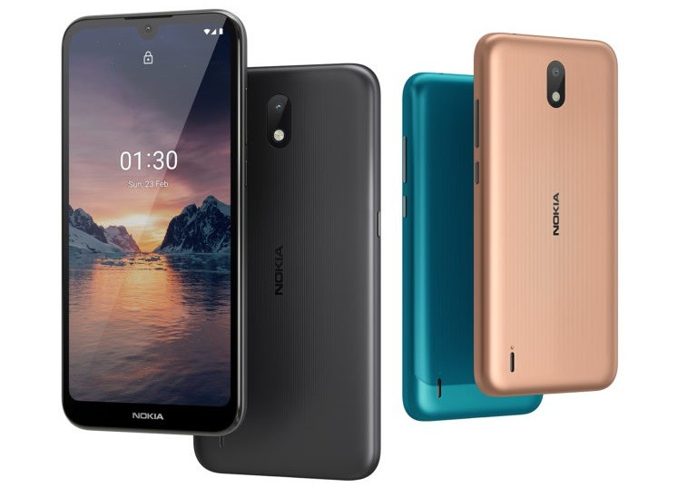 Nokia 1.3 Android Go phone with Android 10 comes to the U.S.