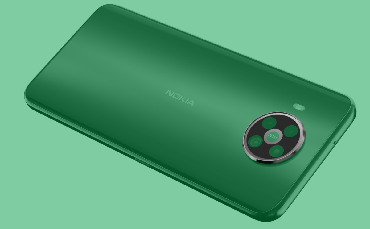 Nokia 8.3 5G may soon receive a new sea green color as well