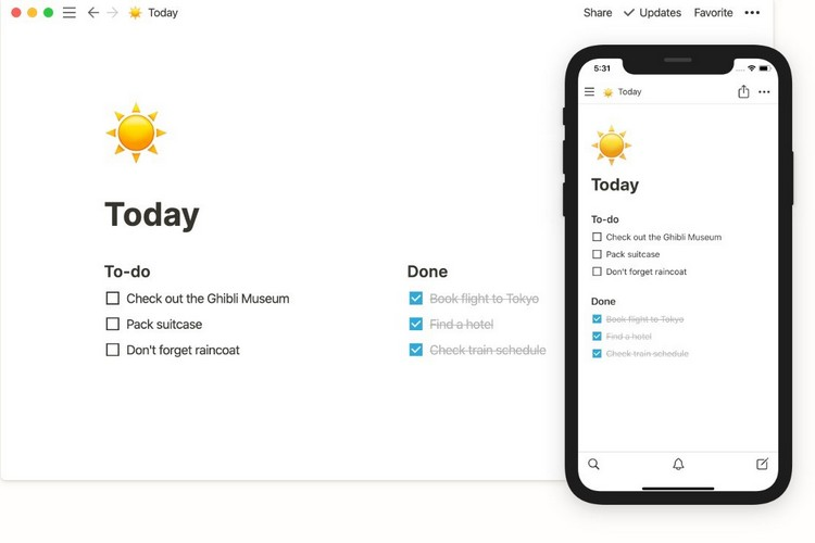 Notion, the Notes and Documents Platform, is Now Entirely Free for Personal Use